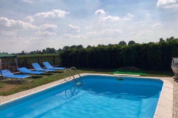 Diciottesimo a milano villa con piscina milano nord est 2