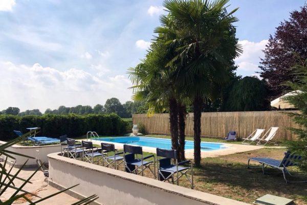 Diciottesimo a milano villa con piscina milano nord est 4