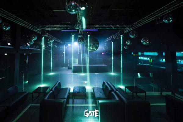 Foto privè Discoteca Garden Gate