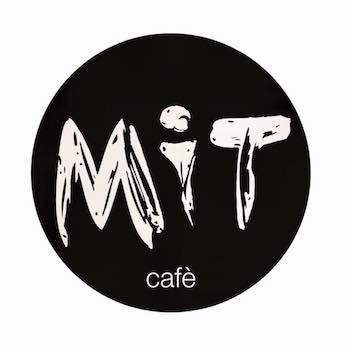 Logo Mit Cafè Logo First Club Milano locale per feste di 18 anni